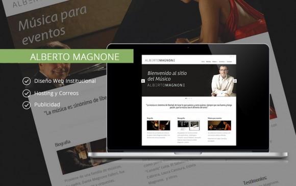 Alberto Magnone